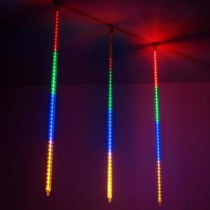 Тающие сосульки 230V [RGB]
