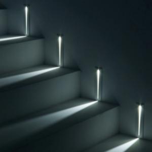 Подсветка для стен и ступеней